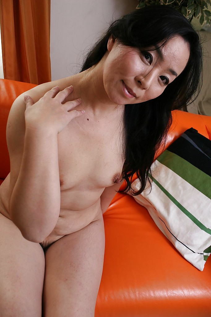 Asian milf nude photos think, that