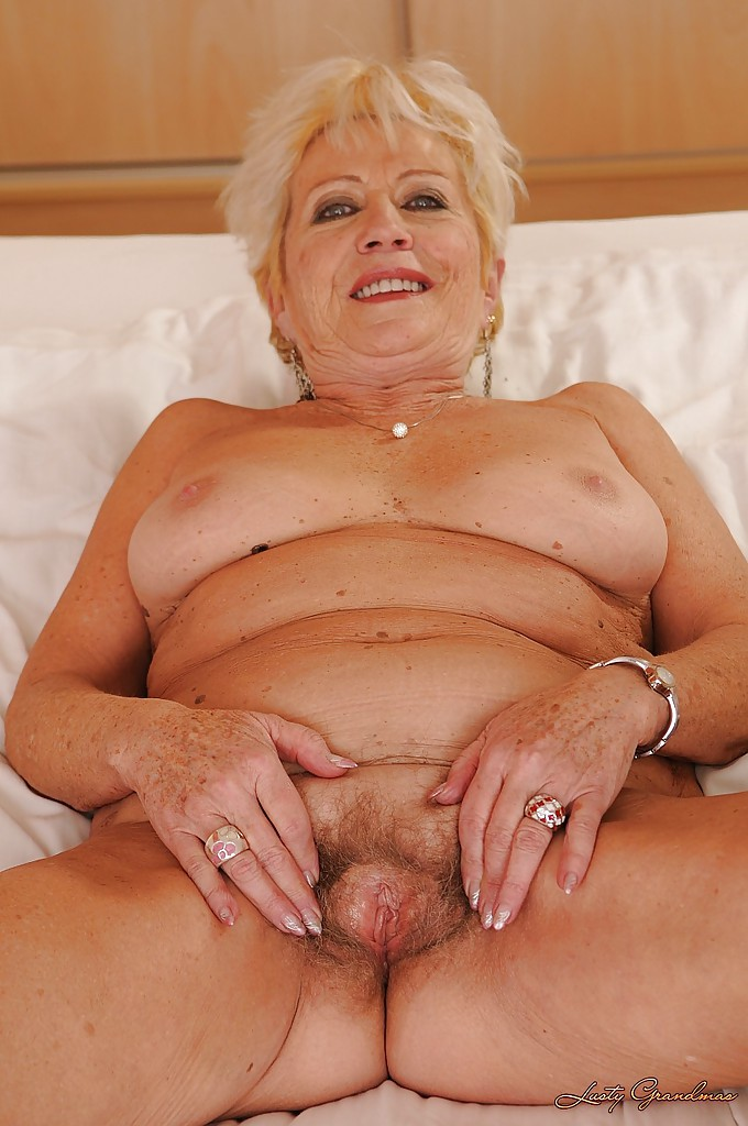Can Hairy grandma nude remarkable