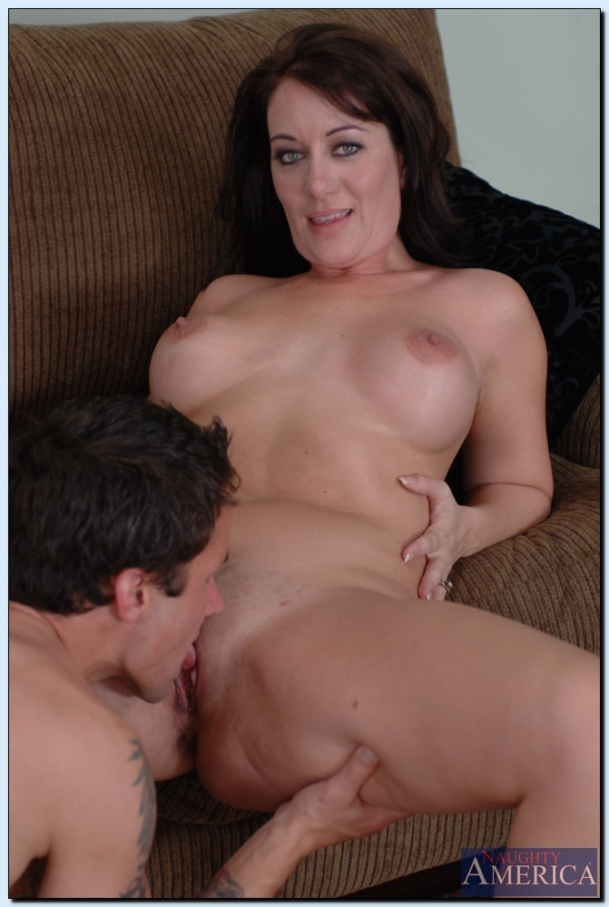 My cougar play with young stud shawn part two - 2 part 5