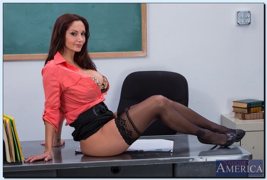Teacher ava addams hot
