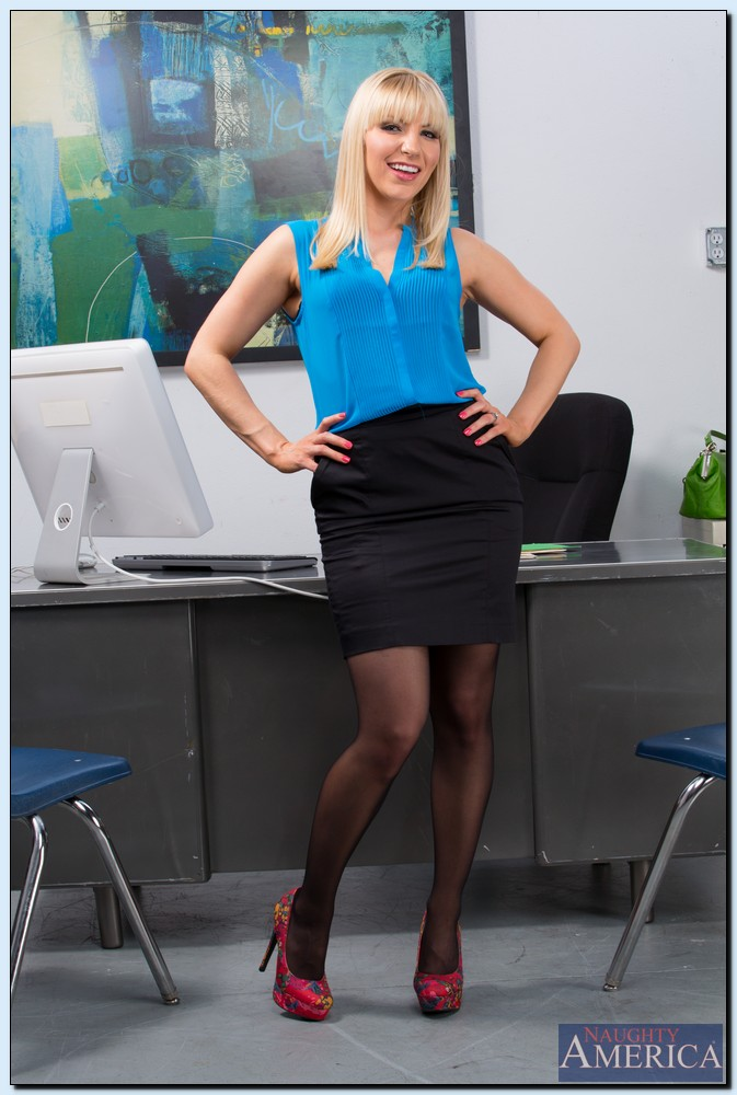 Ashley Fires Naughty Office