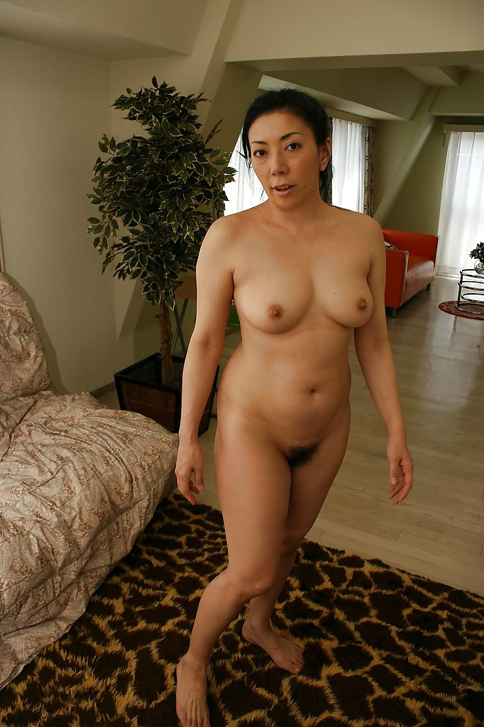 Mature nude asians