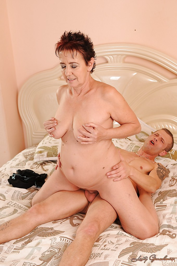 Mom boy fucked