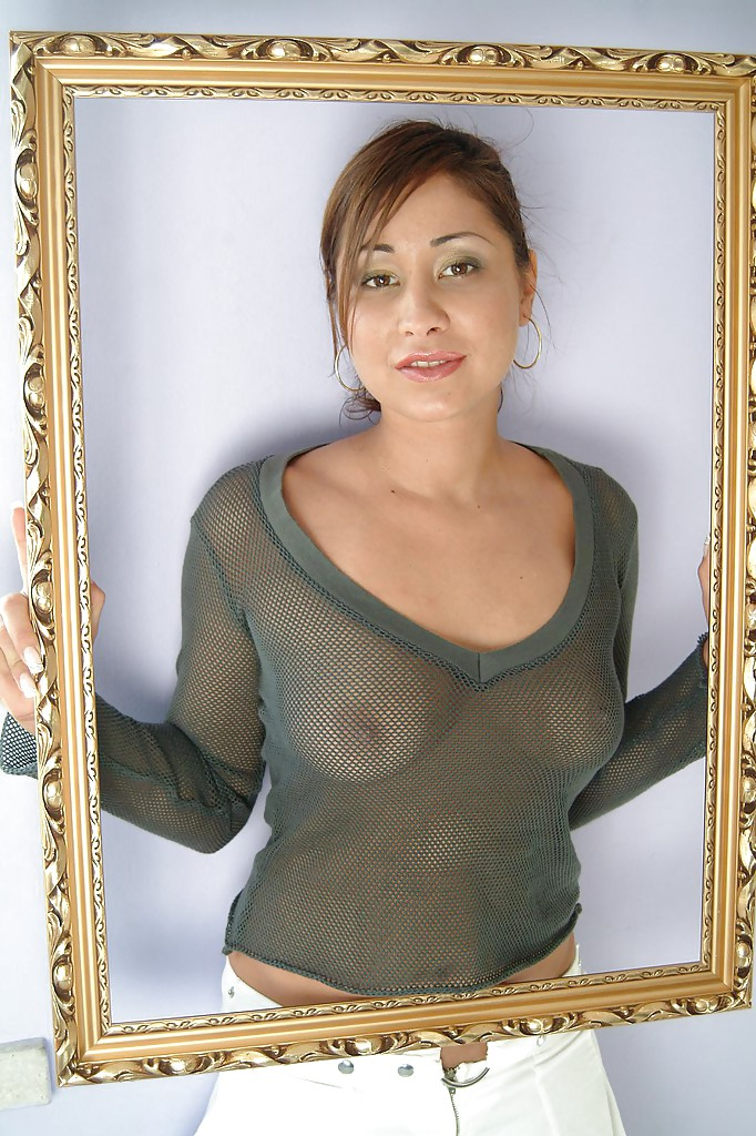 Hypnotizing latina woman with good boobies stripping and posing bareness porn photo #324516447 | Want WOW, Barbee, Vanda, Babe, Big Tits, Clothed, Latina, MILF, Skirt, Undressing, Upskirt, mobile porn