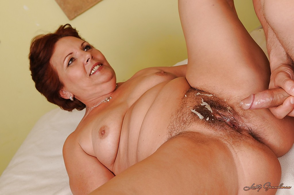Granny fucks huge cock agree