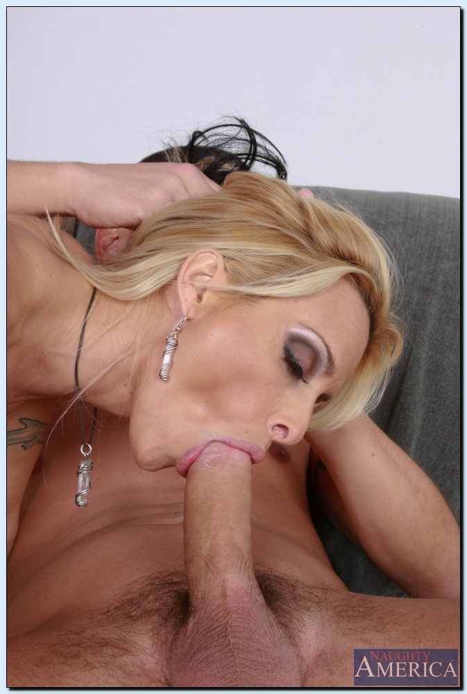 Holly blonde milf