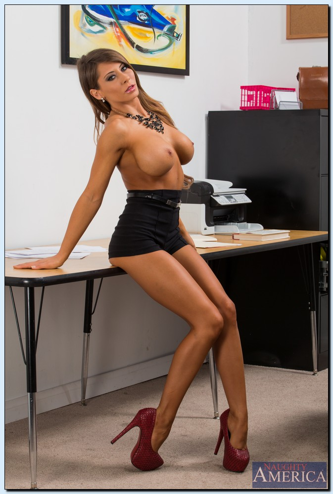 Nude madison ivy