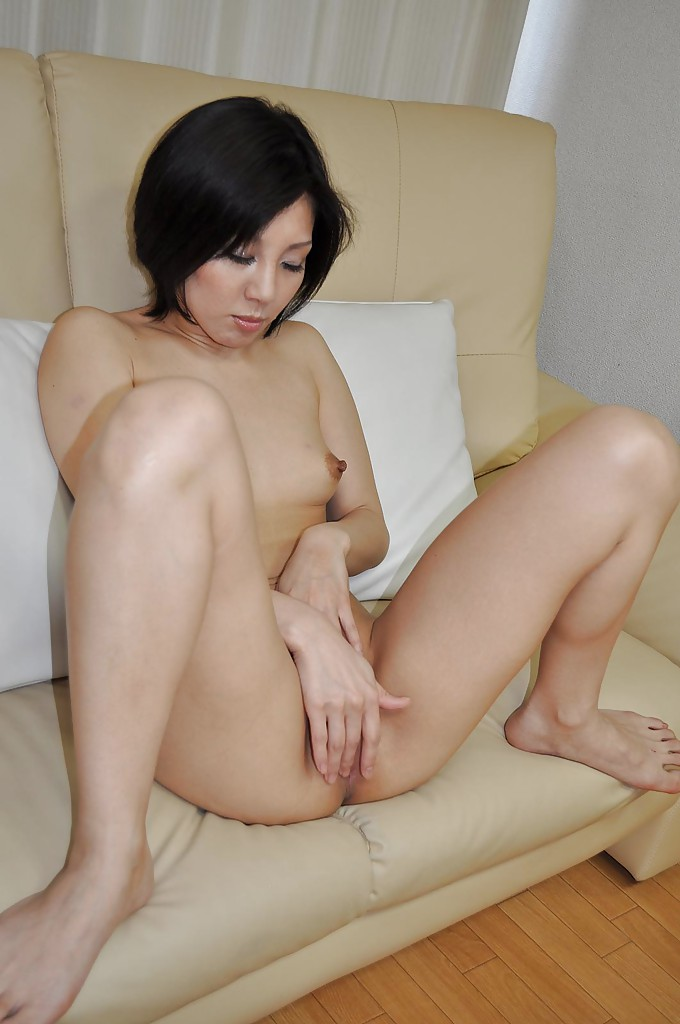 mature asian women masturbating