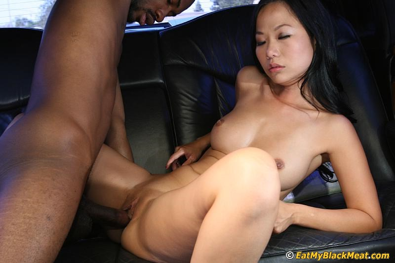 fucked car Asian in