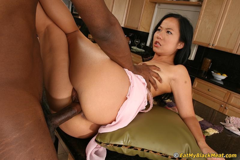 Asian Black Cock Porn