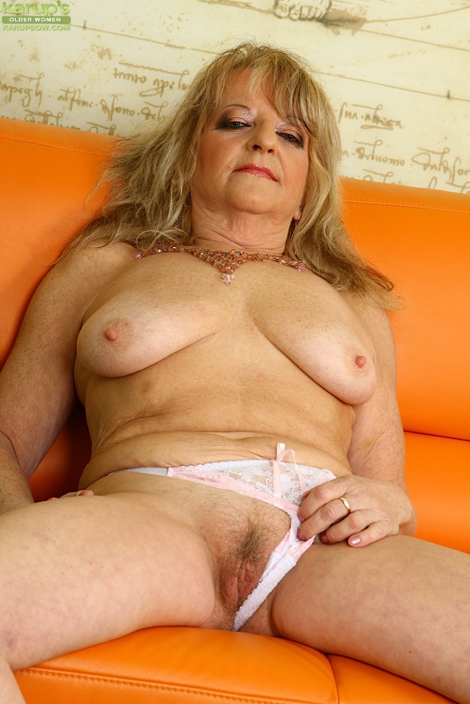 Blonde mature big saggy tits sorry, that
