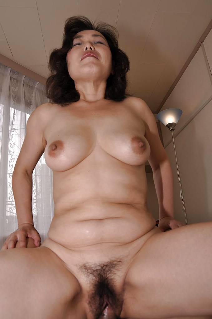 asian milf head