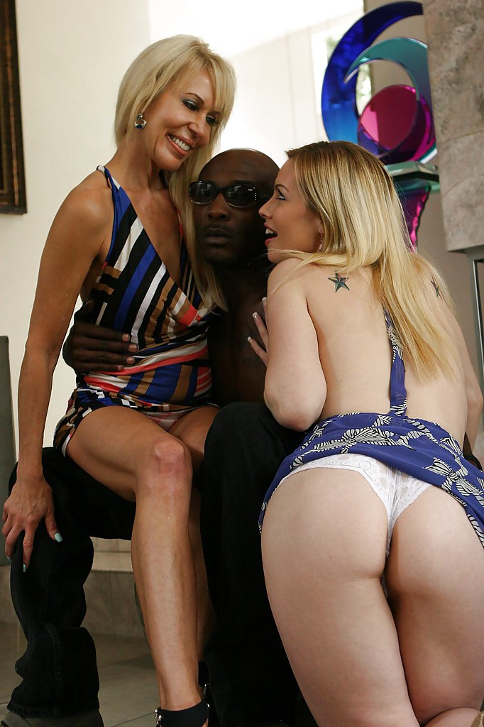 Bbc Ass Mouth Threesome