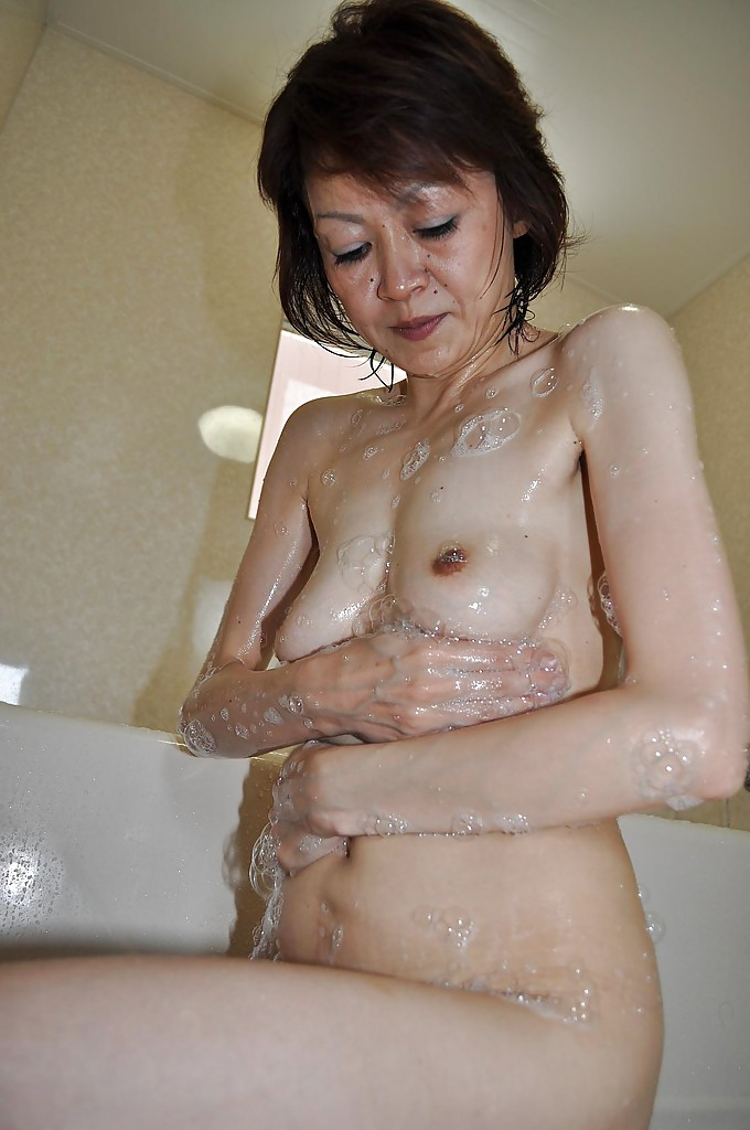 Nude asian grannies