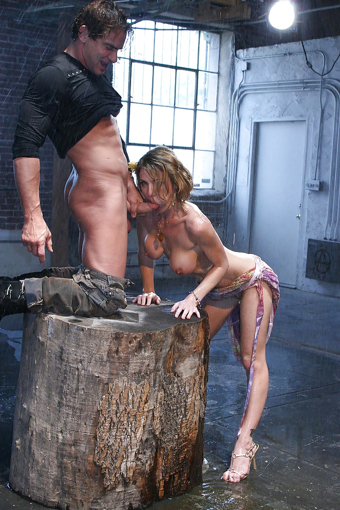 ... Svelte MILF Kayla Paige enjoys a passionate foreplay and wet pussy  fucking ...