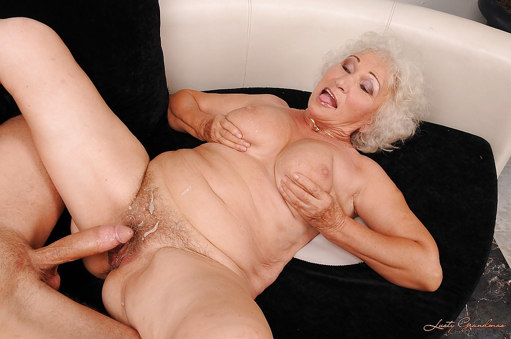 Grandma getting fucked