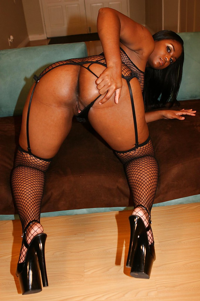 Big ass black girls panties