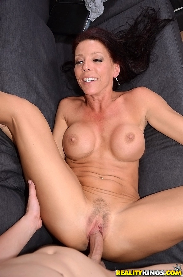 Milf being shagged hard with