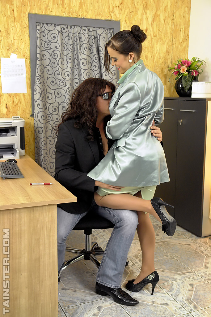 Blake recommend best of fully secretary hot clothed