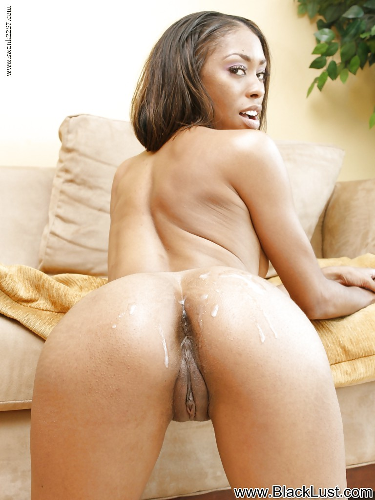 skinny black girl gets fuck