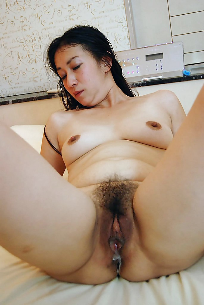 Mature hairy asian porn