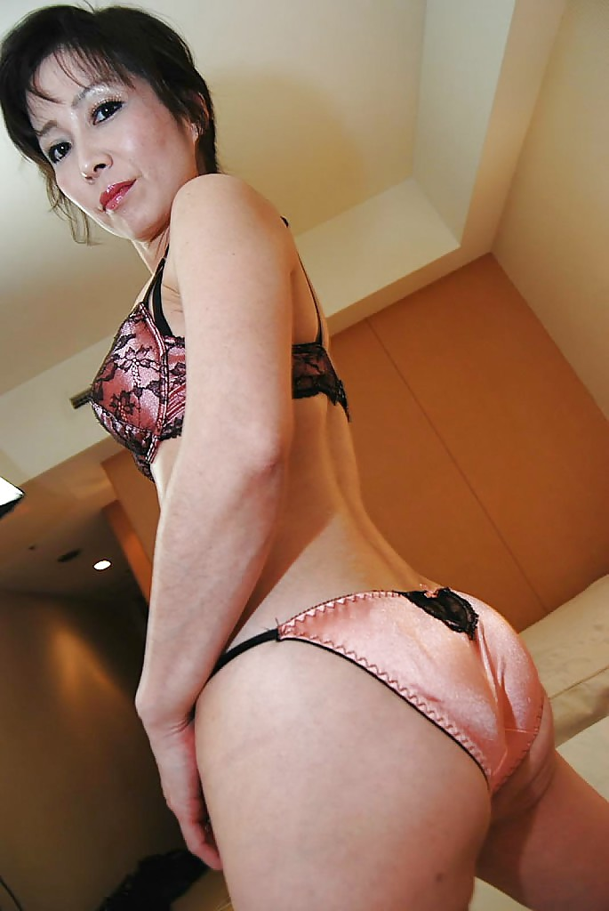 More mature asian women panties really. And