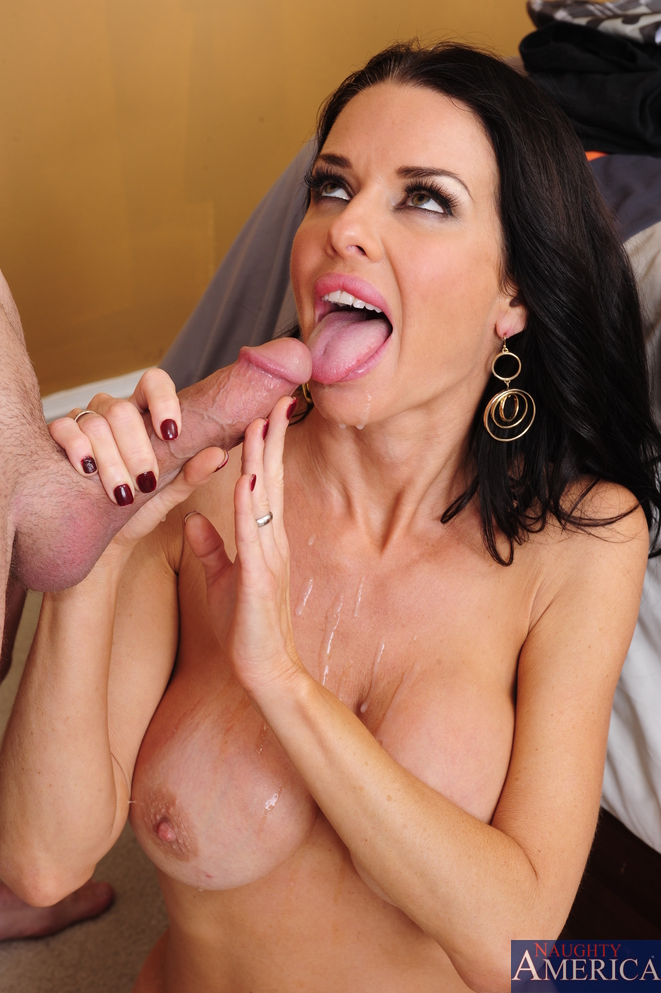 Hot Cougar Cum