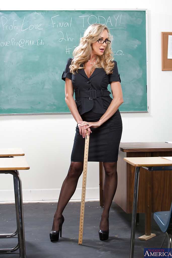 nude Brandi love teacher
