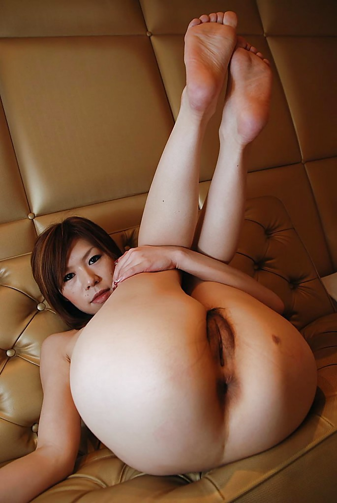 japanese naked bend ass