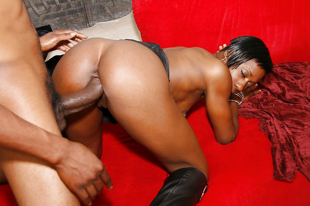 ebony-watching-porn