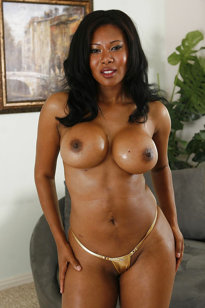 ebony pussy thong - ... Juggy MILF Jessica Dawn taking off her thongs and teasing her pink hole  ...
