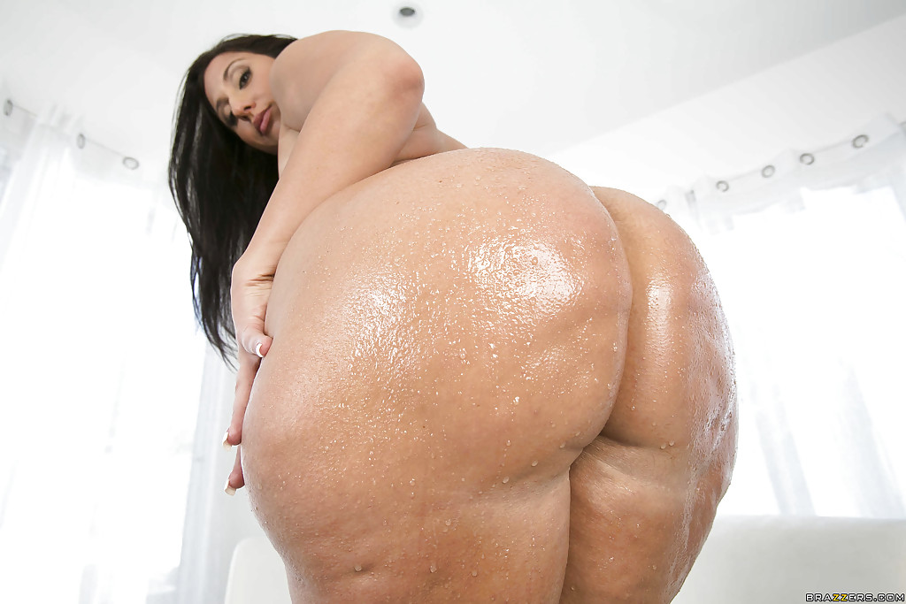 Doesn't Huge round sexy ass assured