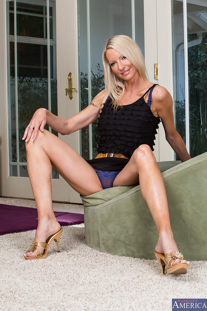 long legged milf