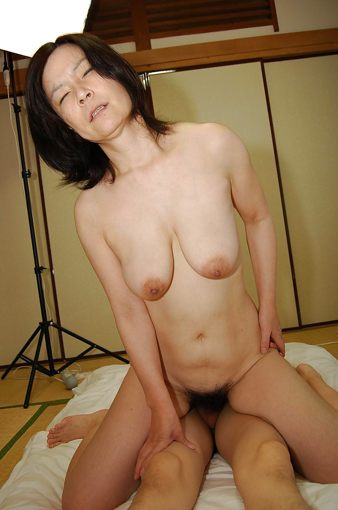 Are Asian matures porno