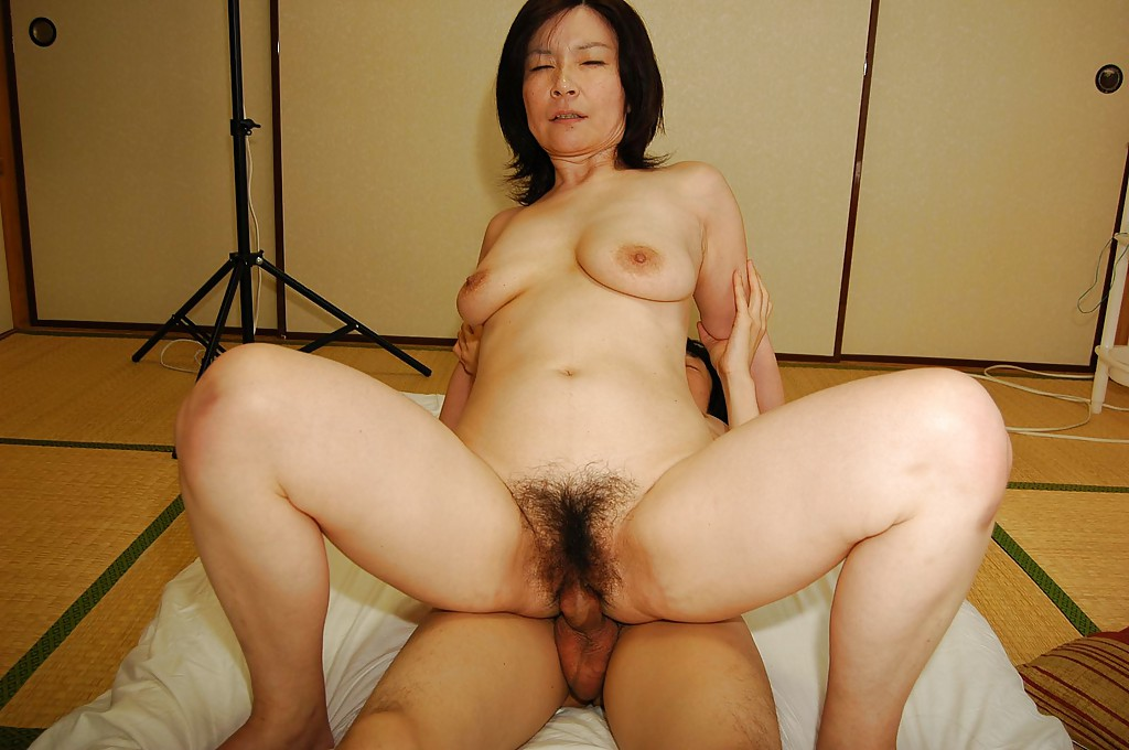 Mature Asian Cunt