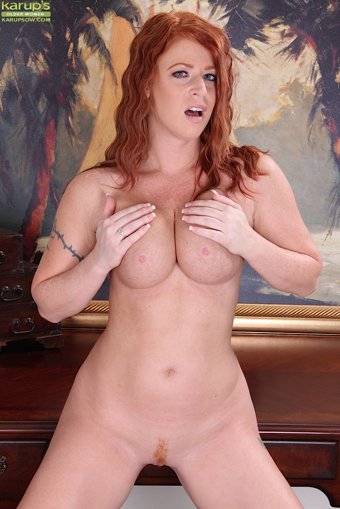 Apologise, naked red head milfs you