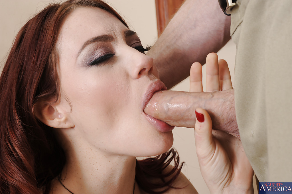 Want Georgeous redhead tonguing mens assholes the feel