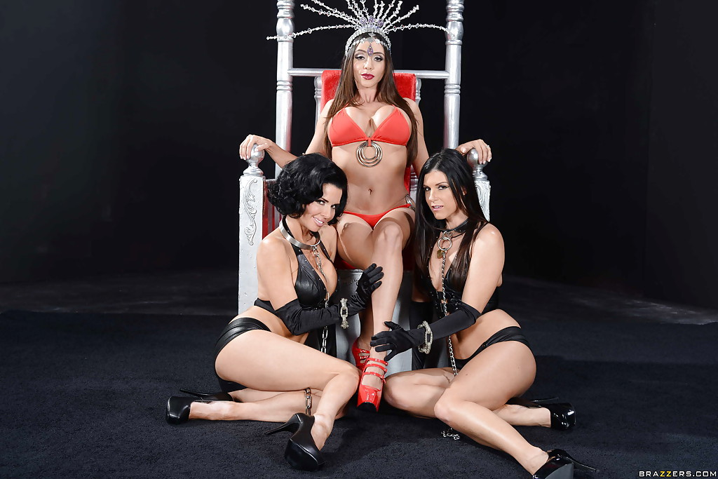 Three steaming fabulous fetish Milfs make some posing and banging motion porn photo #324840367 | MILFs Like It Big, Ariella Ferrera, India Summer, Veronica Avluv, Big Tits, Fetish, Hairy, High Heels, Latina, Legs, Lesbian, Lingerie, MILF, Panties, Spreading, Threesome, mobile porn