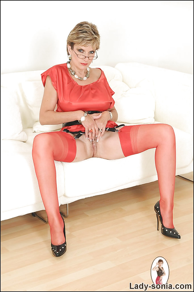 A pantyhose fetish that he