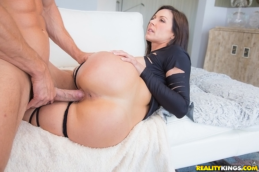 White milf interracial with asian guy