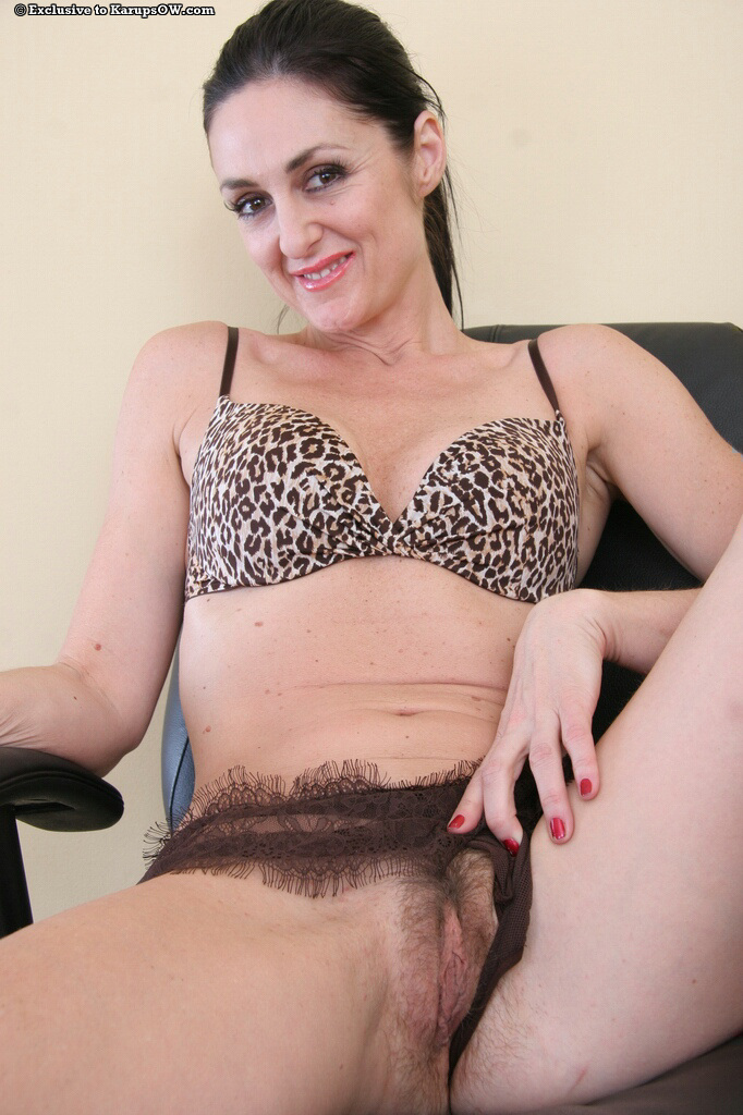 Pics milf hairy mature chicks necessary words