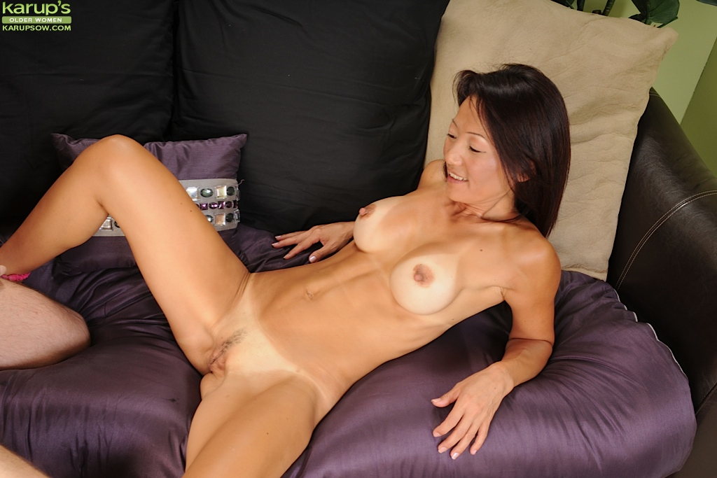 Fucked Asian Jizzed Over