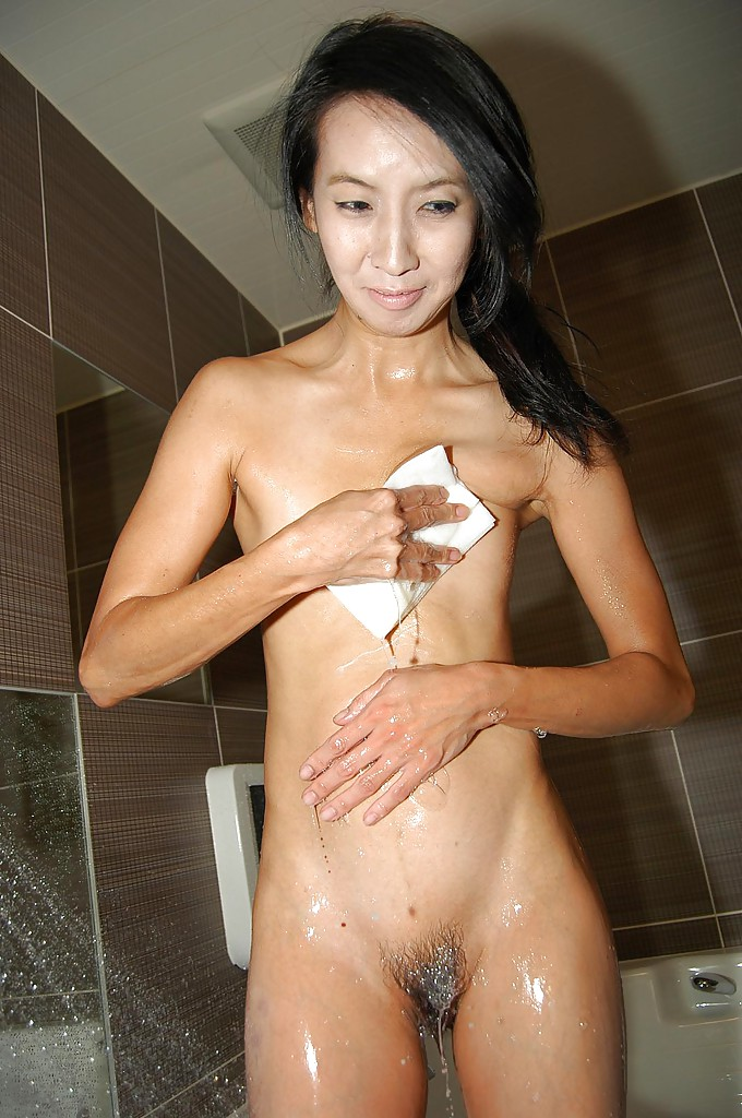 from Colin asian wet hard nipples naked