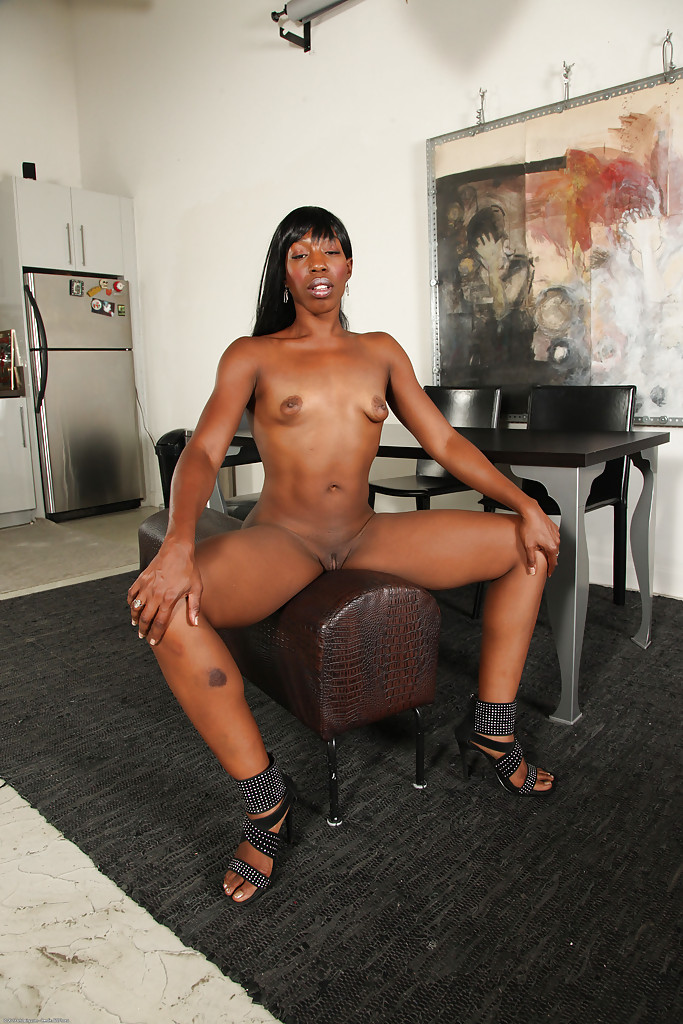 Solo mature ebony