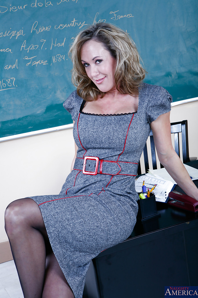 Milf teachers fuck high school student syren de mer - 3 part 3