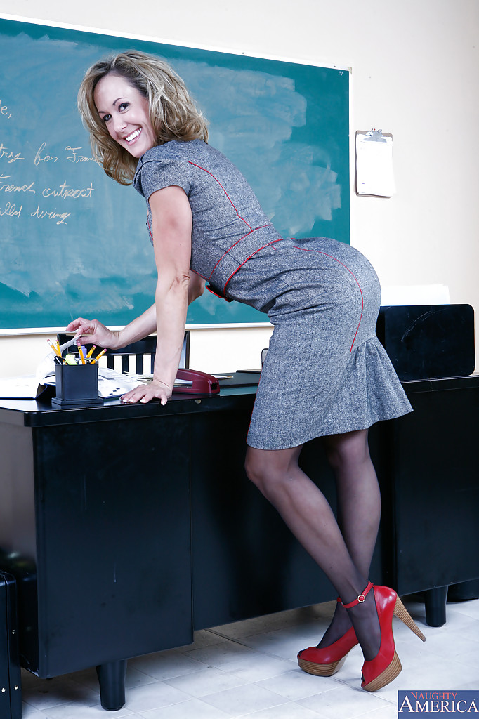 Brandi Love Teacher
