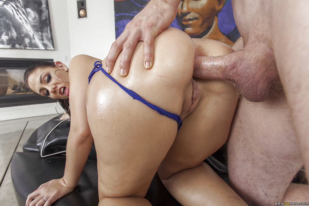 Madison rose anal