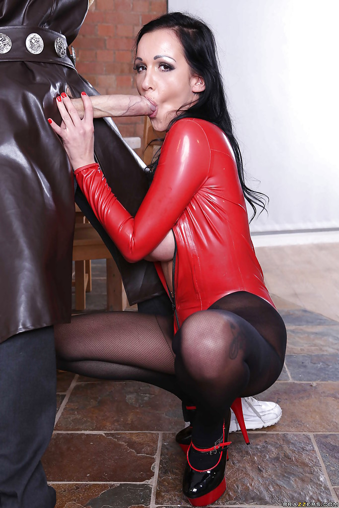 Brazzers mature anal