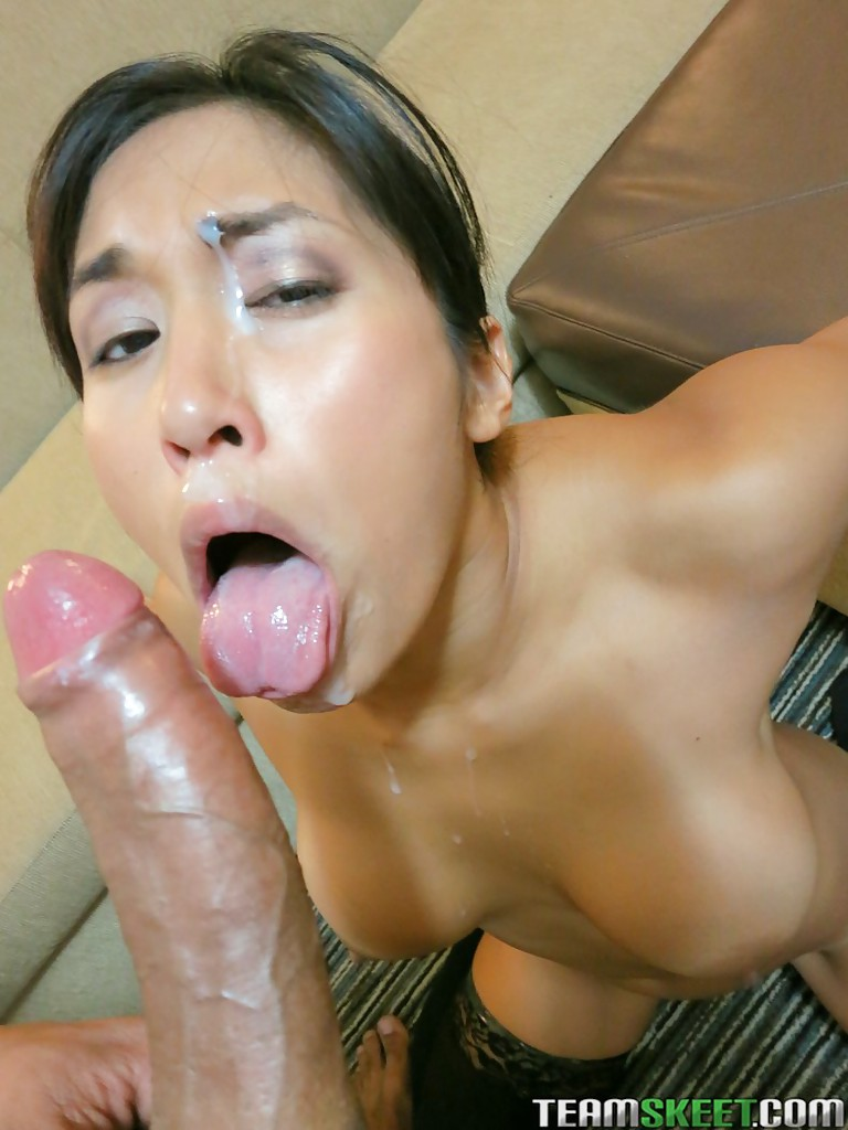 Asian Amateur Blowjob Casting