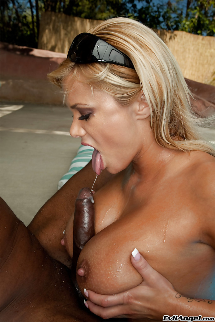Shyla Stylez Interracial